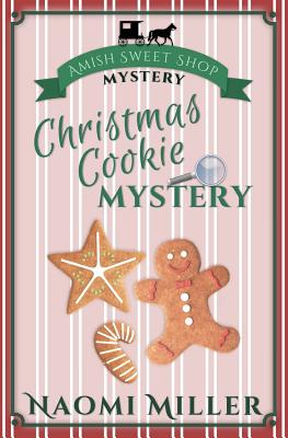 Christmas Cookie Mystery (Amish Sweet Shop Mystery #2) Cover Image