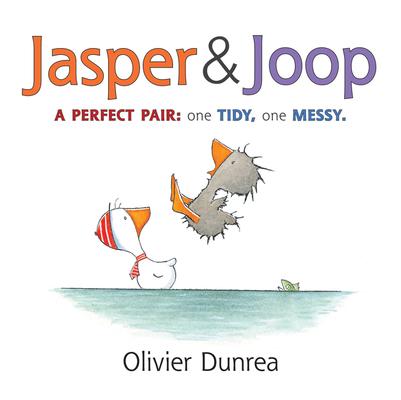Jasper & Joop (Gossie & Friends) Cover Image