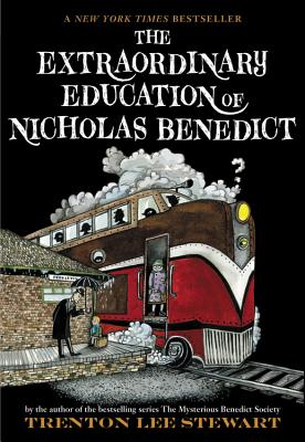 The Extraordinary Education of Nicholas Benedict Cover
