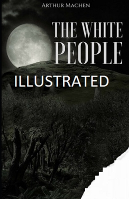 The White People Illustrated Cover Image