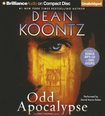 Odd Apocalypse [With MP3] Cover Image