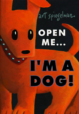 Open Me...I'm a Dog! Cover