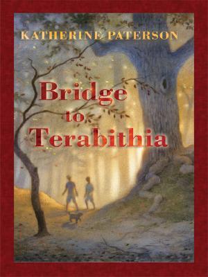 Bridge To Terabithia Large Print Hardcover Large Print