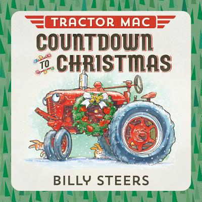 Cover for Tractor Mac Countdown to Christmas