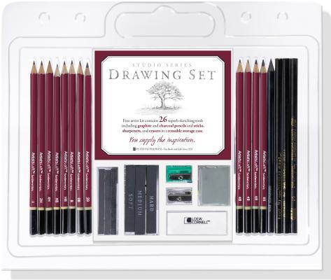 Studio Series Drawing Set Cover Image