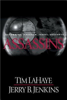 Assassins: Assignment: Jerusalem, Target: Antichrist Cover Image