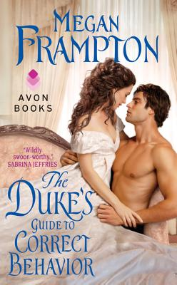 The Duke's Guide to Correct Behavior Cover