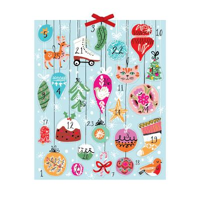 Twinkle & Shine Advent Calendar Cover Image