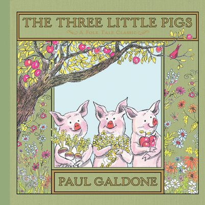 The Three Little Pigs Cover