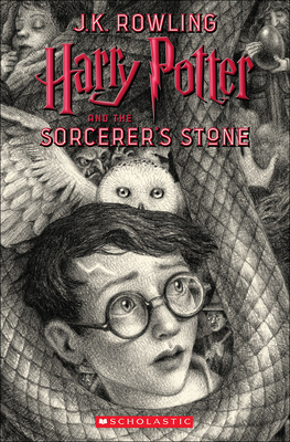 Harry Potter and the Sorcerer's Stone (Brian Selznick Cover Edition) Cover Image