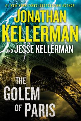 Cover for The Golem of Paris