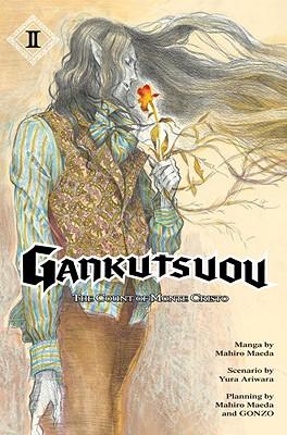 Gankutsuou 1 Cover