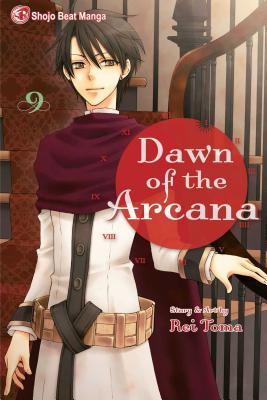 Dawn of the Arcana, Volume 9 Cover