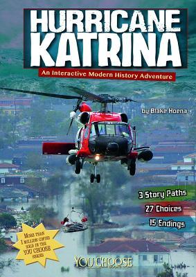 Cover for Hurricane Katrina