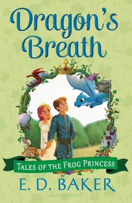 Dragon's Breath (Tales of the Frog Princess) Cover Image