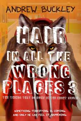 Cover for Hair in All the Wrong Places 3