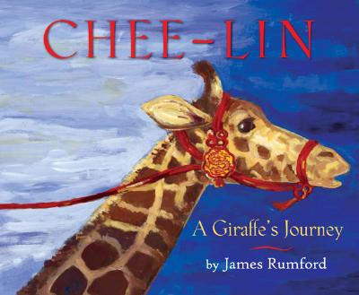 Chee-Lin: A Giraffe's Journey Cover Image