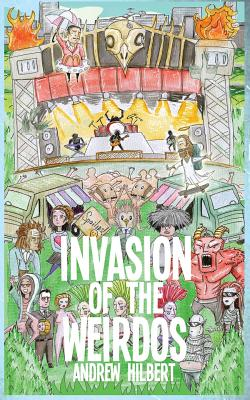 Invasion of the Weirdos Cover Image