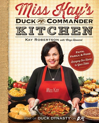 Miss Kay's Duck Commander Kitchen Cover
