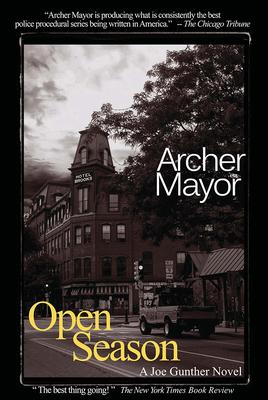 Open Season (Joe Gunther Mysteries #1) Cover Image