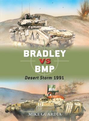 Bradley vs BMP: Desert Storm 1991 (Duel #75) Cover Image