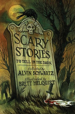 Scary Stories to Tell in the Dark (Paperback)Alvin Schwartz (Retold by), Brett Helquist (Illustrator)