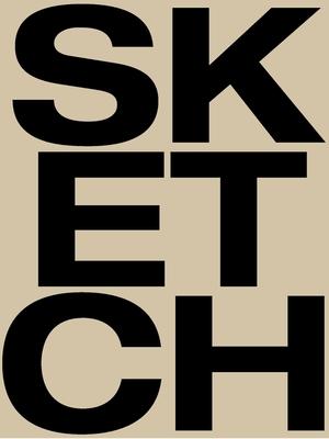 Sketch - Large Kraft (Creative Keepsakes #18) Cover Image