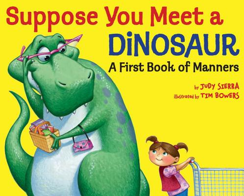 Suppose You Meet a Dinosaur Cover