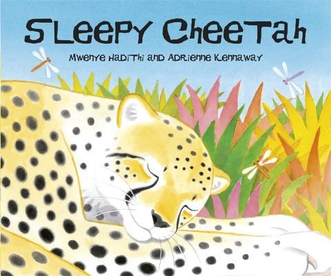 African Animal Tales: Sleepy Cheetah Cover Image