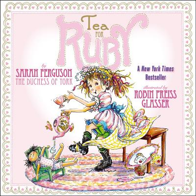 Cover for Tea for Ruby