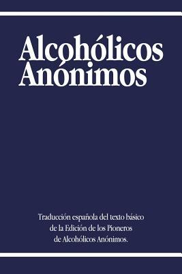 Alcoholicos Anonimos Cover Image