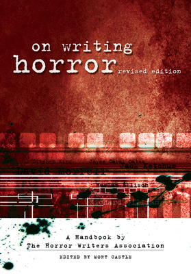 On Writing Horror Cover