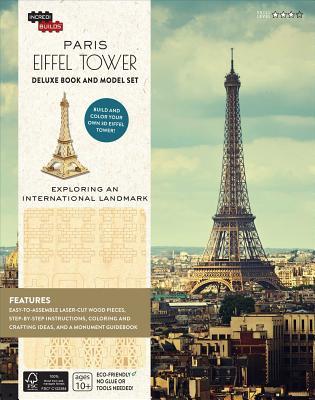 Incredibuilds: Paris Eiffel Tower