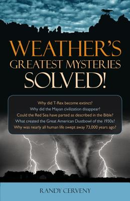 Weather's Greatest Mysteries Solved! Cover