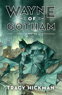 Wayne of Gotham Cover