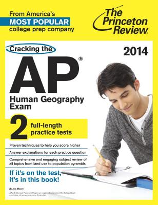 Cracking the AP Human Geography Exam Cover