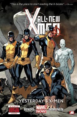 All-New X-Men - Volume 1 Cover