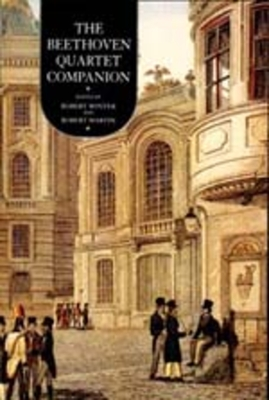 Cover for The Beethoven Quartet Companion