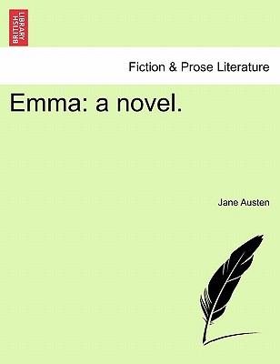 Cover for Emma