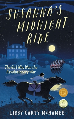 Cover for Susanna's Midnight Ride