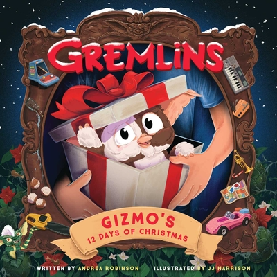 Gremlins: Gizmo's 12 Days of Christmas Cover Image