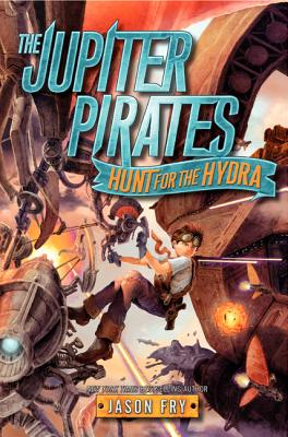 Hunt for the Hydra Cover