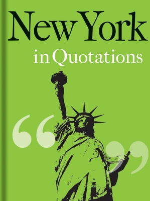 New York in Quotations Cover Image