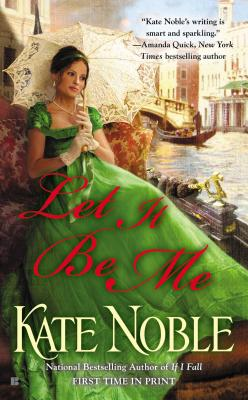 Let it be Me (The Blue Raven Series #5) Cover Image