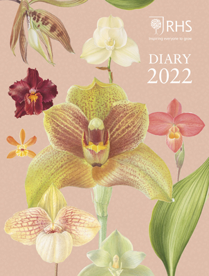 Royal Horticultural Society Pocket Diary 2022 Cover Image
