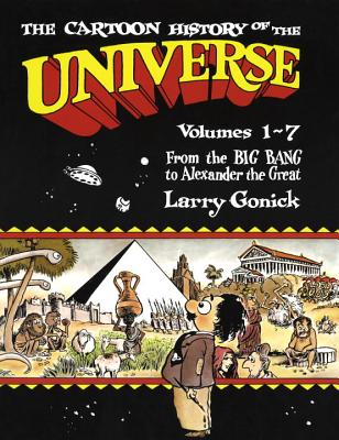 Cover for The Cartoon History of the Universe