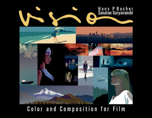 Vision: Color and Composition for Film Cover Image