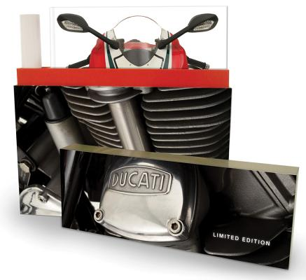 The Art of Ducati Limited Edition Cover Image