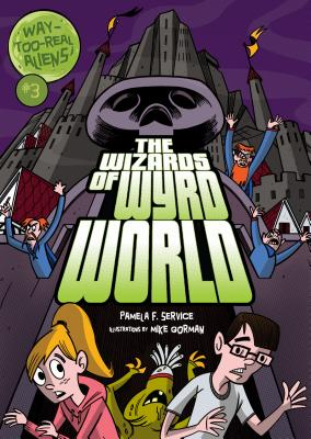 The Wizards of Wyrd World Cover