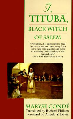 I, Tituba, Black Witch of Salem Cover Image